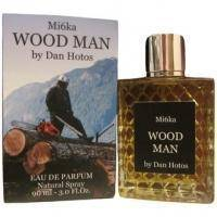 Mi6ka Wood Man by Dan Hotos