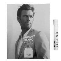 Mont Blanc Legend Spirit - туалетная вода - пробник (виалка) 1.2 ml