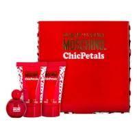 Moschino Cheap and Chic -  Набор (туалетная вода 5 + лосьон-молочко для тела 25 + гель для душа 25)