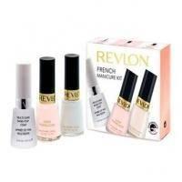 Набор для французского маникюра Revlon - French Manicure Kit - 3x14.7ml