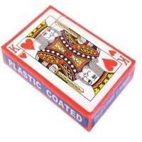 Настольная игра - Карты игральные - 9х6х1,8 см (арт. 24967 )