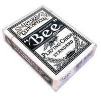 Настольная игра - Карты игральные Bee - 10х7,5 см (арт. 22886)