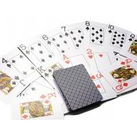 Настольная игра - Карты игральные пластиковые (арт. 26754)