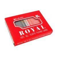 Настольная игра - Карты игральные Royal - 2 колоды (арт. 20295)