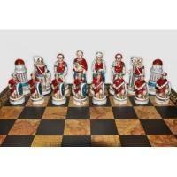 Nigri Scacchi - Шахматные фигуры Battaglia di Cleopatra (medium size) - Клеопатра - Фигуры 8-10 см (SP90)