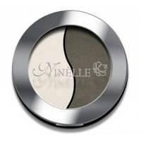 Ninelle - Тени компактные для век, двойные Ultimate Eyeshadow №56 - 1.5 ml