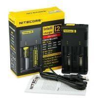 Nitecore - Зарядное устройство i2 intelligent charger - Черный