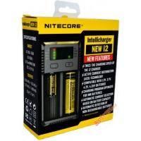Nitecore - Зарядное устройство i2 NEW intelligent charger - Черный