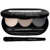 NoUBA - Косметический набор для бровей Eyebrow Powder Kit - 3g