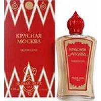 Новая Заря Красная Москва - одеколон - 100 ml Vintage