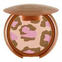 NYX - Бронзатор Tango With Bronzing Powder When Leopard Gets A Tan  - 9 g (TWBP04)