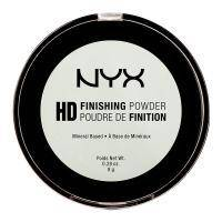 NYX - Фиксирующая пудра High Definition Finishing Powder Mint Green - 8 g (HDFP03)