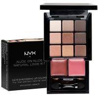 NYX - Набор косметики Nude on Nude Natural Look - 1.15g (S109N)