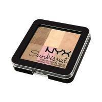 NYX - Светоотражающая пудра Radiant Finishing Powder №02 Sunkissed - 12 g (RFP02)