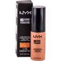 NYX - Тональная основа HD Studio Photogenic Foundation №08 California Tan - 36 ml (HDF08)