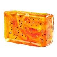 Organique - Глицериновое мыло куб Апельсин и Чили Soaps - 100 g (101505W)