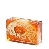 Organique - Глицериновое мыло куб Бамбук и Люфа Soaps - 100 g (101493W)