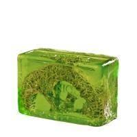 Organique - Глицериновое мыло куб Греческий и Люфа Soaps - 100 g (101489W)