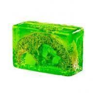 Organique - Глицериновое мыло куб Магнолия и Люфа Soaps - 100 g (101494W)
