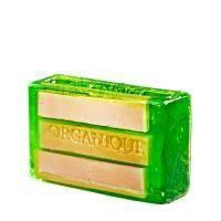 Organique - Глицериновое мыло куб Яблоко и Корица Soaps -100 g (101526W)