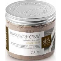 Organique - Маска для тела Грейпфрут Mask Wash Сream Grapefruit - 200 ml (316402W)