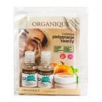 Organique - Мини набор Daily Face Сare Travel Set (тоник для лица 50ml + очищающий гель для лица 50ml + увлажняющий крем для лица 30ml) (418076Z)