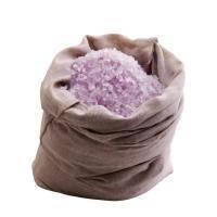 Organique - Соль для ванны большие гранулы Лаванда (целлофан, без этикетки) Bath Salt Coarse-Grained Lavende - 100 g (207105W)