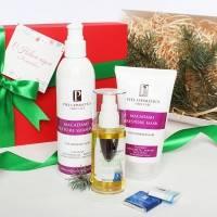 Piel Cosmetics - Комплекс Macadami Restore Восстановление поврежденных волос  + здоровые кончики (Восстаналивающий шампунь 250ml + Маска 150ml + Cыворотка для кончиков волос 50ml) (Арт. sp105)