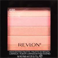 Revlon - Румяна для лица Highlighting Palette №020 Розовое сияние