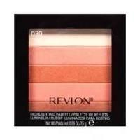 Revlon - Румяна для лица Highlighting Palette №030 Бронзовое сияние