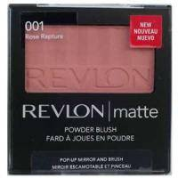 Revlon - Румяна Matte Powder Blush №001 Rose Rapture