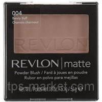 Revlon - Румяна Matte Powder Blush №004 Barely Buff