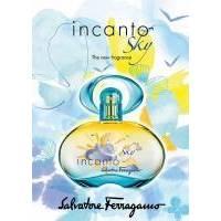 Salvatore Ferragamo Incanto Sky - туалетная вода - 100 ml TESTER