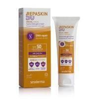 SesDerma - Солнцезащитный крем-гель Repaskin Sunscreen Gel-Cream SPF 50+  - 50 ml