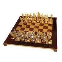 Настольная игра - Шахматы Manopoulos Греко-римские воины - красные - 44х44 см