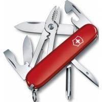 Складной нож Victorinox - Mechanic - 91 мм - 15 функций красный (1.4623)