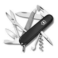 Складной нож Victorinox - Mountaineer - 91 мм, 18 функций черный (1.3743.3)