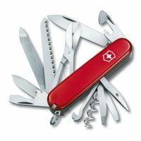 Складной нож Victorinox - Ranger - 91 мм, 21 функций красный (1.3763)