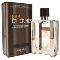 Terre dHermes -  парфюмированная вода - 75 ml limited edition