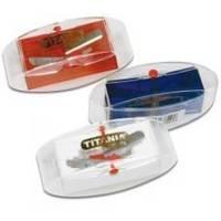 Titania - Двойная точилка для карандашей Качели, разные цвета (FC 00001)