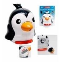 Titania - Щипчики для ногтей детские с пилочкой Пингвин Penguin (1052/12B)