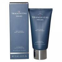 Transvital - Гель для лица очищающий для эксфолиации For Men Cleansing Exfoliating Gel - 75 ml