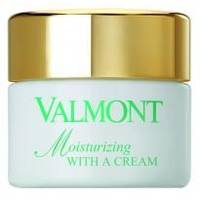 Valmont - Увлажняющий крем для кожи лица Moisturizing With a Cream - 50 ml (705015)