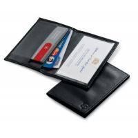 Victorinox - Чехол для SwissCard кожаный - Черный (40873.L)