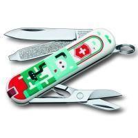 Victorinox - Складной нож Classic Sea World - 58 мм, 7 функций (0.6223.L1502)