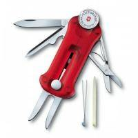 Victorinox - Складной нож Golftool - 91мм, 10 функций Красный (07052.T)