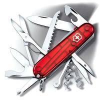 Victorinox - Складной нож Huntsman  - 91мм, 16 функций Красный (17915.T)