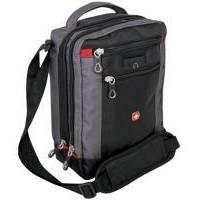 Wenger - Вертикальная молодежная сумка Vertical Boarding Bag Черный - 28х19х10 см (1092238)