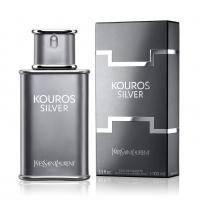 Yves Saint Laurent Kouros Silver - туалетная вода - 50 ml
