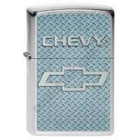 Зажигалка Zippo - Chevy Brushed Chrome (207.578)